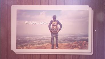 Stop Motion Gallery After Effects Template