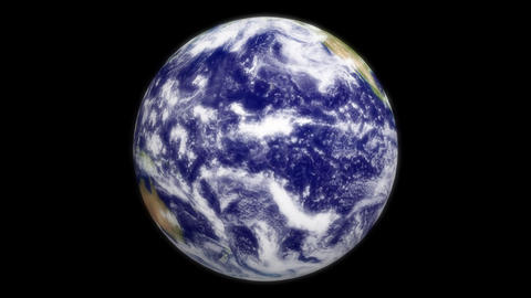 Earth from space Live Action