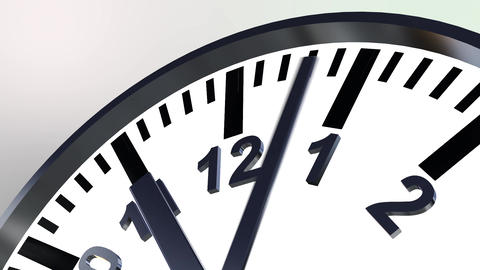 Clock Animation