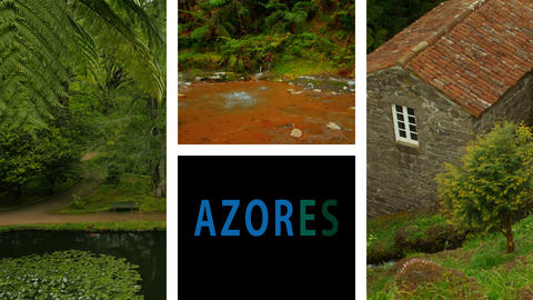 The Azores Collection, Portugal Footage