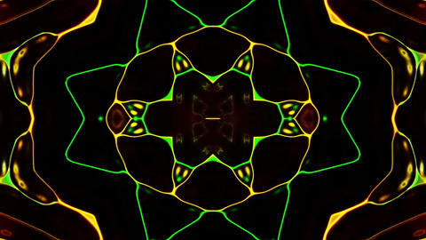 Abstract VJ LOOP 1 Animation