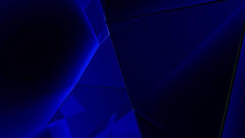 Strobing polygons Footage