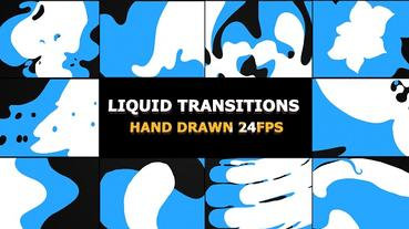 Flash FX Splash Transitions After Effects Templates