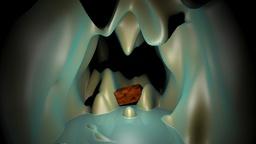 동굴 3D Model