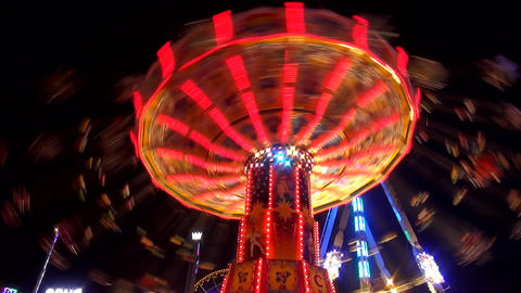 Chairoplane Oktoberfest Live Action