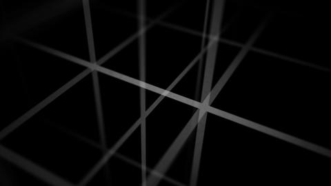 Grid Backdrop Black Animation