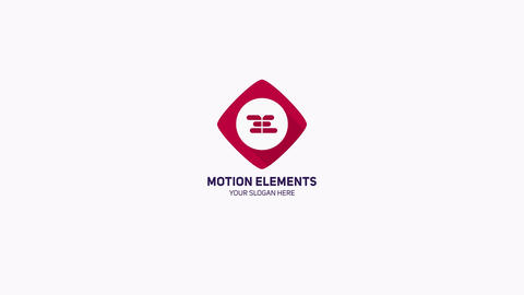 Flat Logo After Effects Template