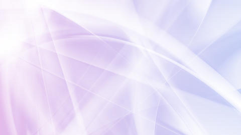 Abstract blue purple smooth waves video animation Animation