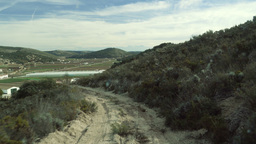Offroad with a Jeep Wrangler, Andalusia, Spain Live Action