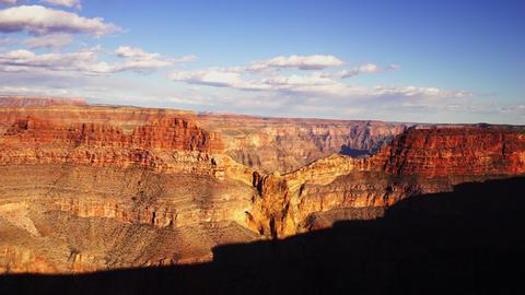 Grand Canyon on a sunny day - LAS VEGAS, NEVADA/USA Live Action