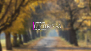 Titles Pack After Effects Templates
