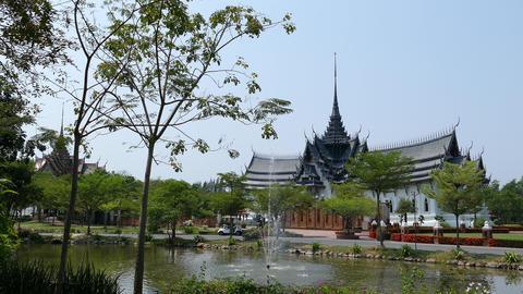 Sanphet Prasat Palace Footage