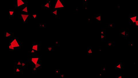 Triangle mark background CG CG動画