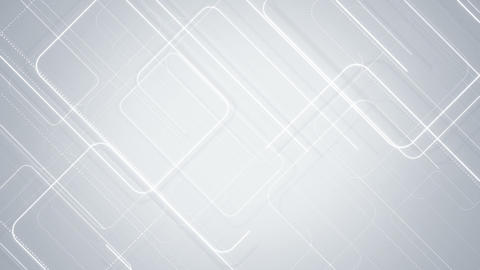 Gray rectangular lines seamless loop background Animation