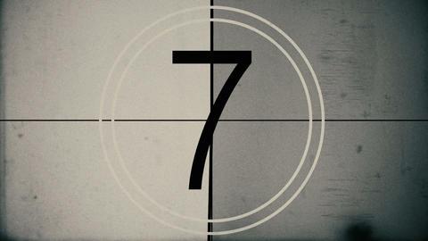 Vintage Film Countdown 画像