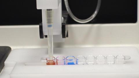 Modern Technologies in Genetic Research Footage