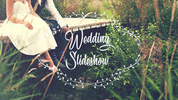 Wedding Slideshow PR模板