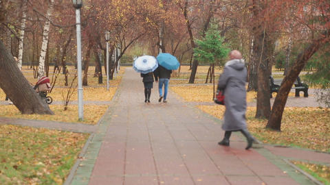 Walking Footage