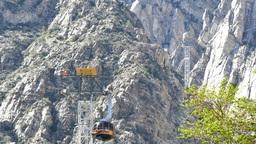 Palm Springs Aerial Tram Footage