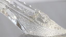 Cinderella Glass Slipper Footage
