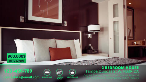 Real Estate Promo After Effects Template