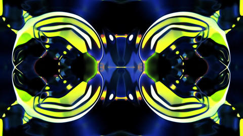 Electric Space Vj Loop Animation