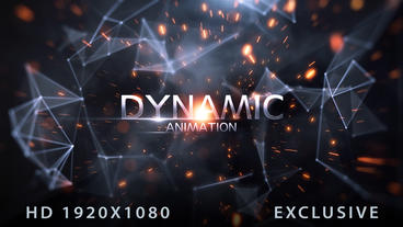 Cinematic Intro Titles After Effects Template