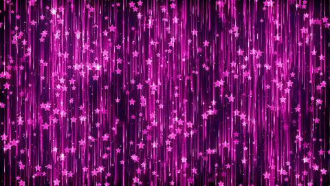 Stars Magenta Particles Background 애니메이션