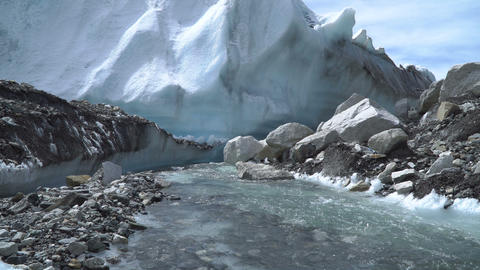 The Khumbu Glacier Footage