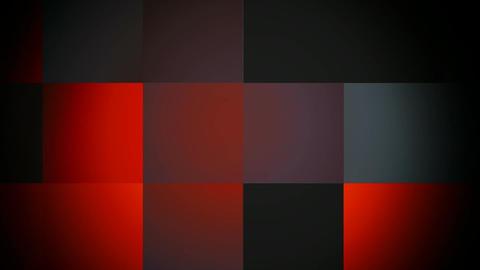 fire mozaik Stock Video Footage