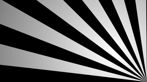 Black and white rays, Loop Elements Stock Video Footage