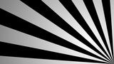 Black and white rays, Loop Elements Animation