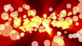 Flickering Particles, random motion of particles, Loopable Animation