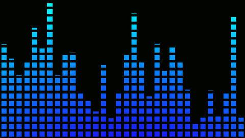 sound meter Stock Video Footage