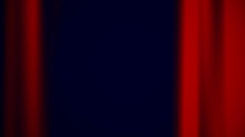 dark curtain Stock Video Footage