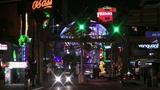 Fremont Street Footage