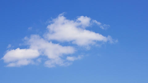 Timelapse clouds Stock Video Footage