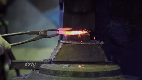 horseshoe Stock Video Footage