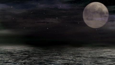 Moon 2551 CG動画