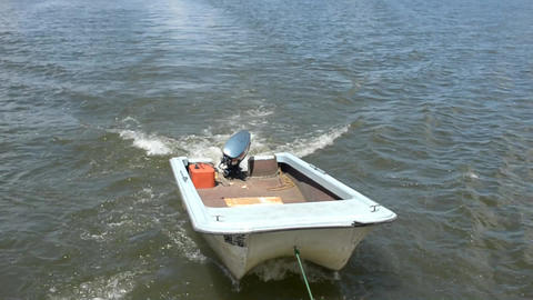 boat Stock Video Footage