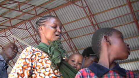 African women Stock Video Footage