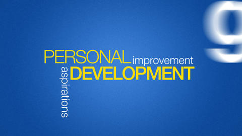Personal Development Stock Video Footage