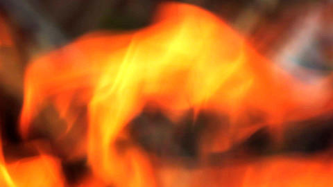 Fire 17 Stock Video Footage
