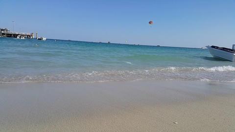 Beach, Live Action