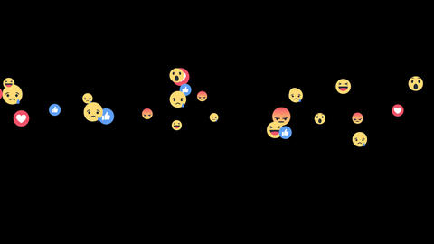 Facebook Live Reactions (Live Facebook emoji)_1 Animation