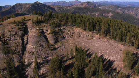 Rolling landscape Footage