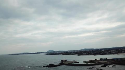 제주 바다 풍경 DJI 0065 ビデオ
