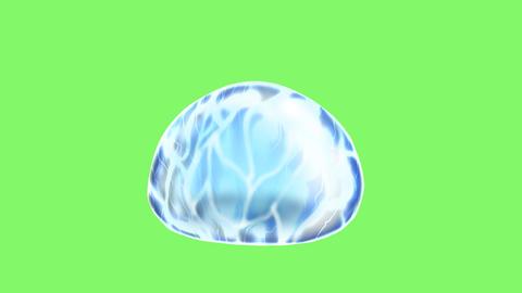 Shaking waterdrop Animation