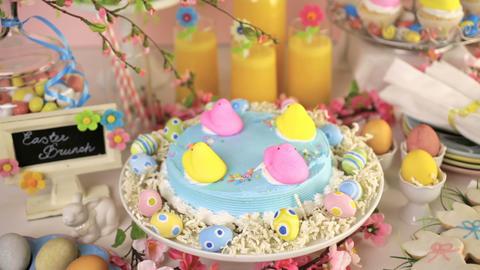 Easter brunch Live Action