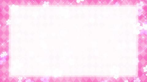 Sakura loop CG動画素材